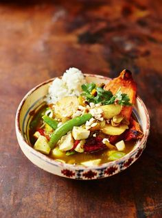 Massaman Curry | Vegetable Recipes | Jamie Oliver