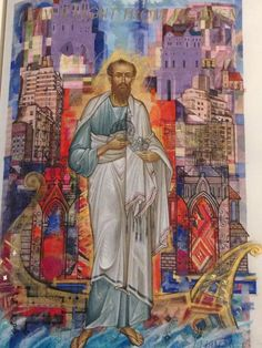 Vintage Grace: The St. John's Bible-The Life of Paul /  Acts 15:1-41