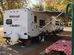 2010 Forest River Wildwood LE Travel Trailer 25RKS (TN) - $11,900 Please call Dennis @ 423-255-4593 to see this travel trailer. Rv For Sale, Forest River, Recreational Vehicles, Travel, Viajes, Camper Van, Trips, Tourism, Campers
