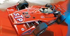 1973 STP Eagle Indy Car | John Krsteski