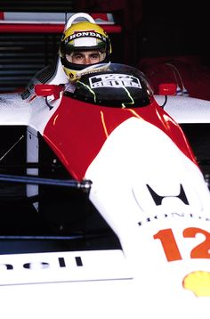 Ayrton Senna - Honda | those childhood days when following F1 with dad Remembering Senna, Lauda, Hill and the other guys...but Hakkinen is still my hero ;)