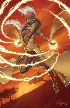 Ladies of Marvel - Marvel Heroes 2015