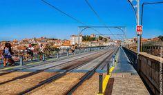 Ponte Luis I, Porto Fotos de Vila Nova de Gaia | Turismo en Portugal