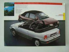 1993 Chevrolet Kadett GSi Conversível - Brasil
