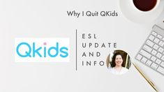 I didn't finish the QKids hiring process, and I'm sharing why I decided this company was not the right fit for me. Are you interested in working in online ES. Tools For Teaching, Hiring Process, I Quit, I Decided, Esl, Teacher, How To Apply, Education, Youtube