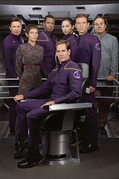 """No dia 26 de setembro de 2001, estreava na tevê americana a série """"Jornada nas Estrelas: Enterprise"""" (Star Trek: Enterprise; 2001-2005, 98 episódios)."""