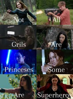 Hermione Granger, Tris Prior, Jo Harvelle, Teresa, Rey, Katniss Everdeen, Annabeth Chase. Wanda Maximoff Funny Marvel Memes, Marvel Jokes, Funny Memes, Harry Potter Girl, Harry Potter Jokes, Girl Power Quotes, Girl Quotes, Book Memes, Book Quotes