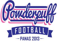 Powder Puff Football Logos | Other Variation(s)