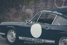 Daniel Schaefer pulled inspiration from the 1967 911 R to build his own lightweight Porsche 912 race car, dubbed the GT. Porsche 911 Targa, Porsche Autos, Porsche Cars, Porsche Classic, 911 Turbo S, Classic Hot Rod, Classic Cars, Carrera, Everything