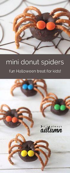 12 Spooktacular Halloween Treats for Kids - GleamItUp
