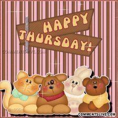 Happy Thursday | Cute Happy Thursday picture