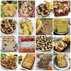 Sweet Pastries, Loaf Cake, Sweet Bread, Cheesecakes, Waffles, Biscuits, Sweets, Homemade, Cookies