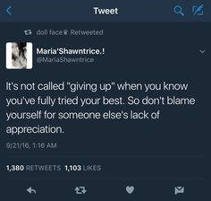 So don't blame yourself Bae Quotes, Quotes To Live By, Qoutes, Random Quotes, Relatable Tweets, Mo S, Twitter Quotes, True Facts, Queen Quotes