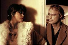 Marlon Brando: Paul Maria Schneider: Jeanne ULTIMO TANGO A PARIGI (Last Tango in Paris) - Bernardo Bertolucci