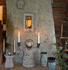 Mor Inger`s hus. http://mor-ingerhovengen.blogspot.no/