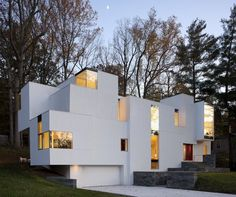 The NaCl House by David Jameson