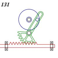 Five Hundred and Seven Mechanical Movements, now Animated for the Internet. Mechanical Gears, Mechanical Power, Mechanical Design, Mechanical Engineering, Class Projects, Projects To Try, Block And Tackle, Wooden Gears, Perpetual Motion