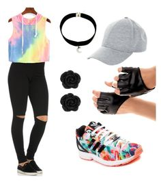 """Hip Bop"" by liz-howald ❤ liked on Polyvore featuring art"