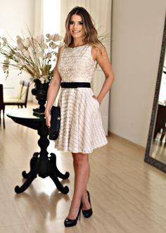 Amamos a feminilidade de Luzia Fazzoll. Inconfundível por seus detalhes e qualidade, a marca ganha fãs a cada dia. E tem sempre novid...