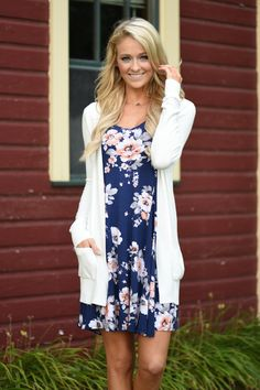Essential Ivory Cardigan – The Pulse Boutique