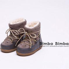 Bimbo Bimba Bongbong Star Boots