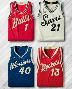 NBA Christmas Day uniform 2015... Love It!!