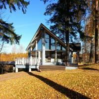 Log cabin in Vantaa, Finland