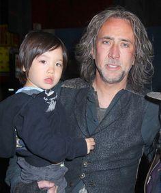 Nicolas Cage (& Alice Kim): Kal-El