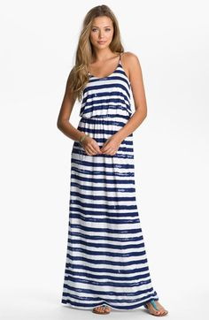 Lush Knit Maxi Dress (Juniors) available at Nordstrom