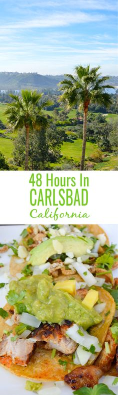 48 Hours in Carlsbad: A list of the best things to see, do, and taste. Carlsbad is a great place to take a beercation! Carlsbad California, California Food, California Travel, Vacation Trips, Day Trips, Travel Expert, Travel Tips, Sonoma Wine Country, Weekend Humor