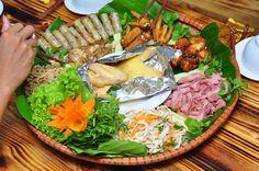 Enjoy Vietnamese unique cuisine