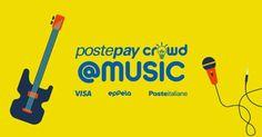 PostepayCrowd@Music il contest per tutti i musicisti AFFRETTATEVIIIIII #PostepayMusic #PostepayCrowd
