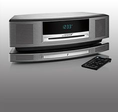 Bose Wave SoundTouch music system for Wi-Fi Music, plus CD and FM/AM radio