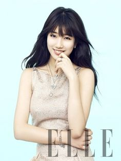 Suzy for Elle