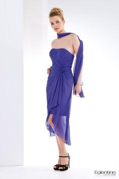 Collection 2016 Églantine Mariages et Cérémonies robe de cocktail 16C4166 7e07acd86a7