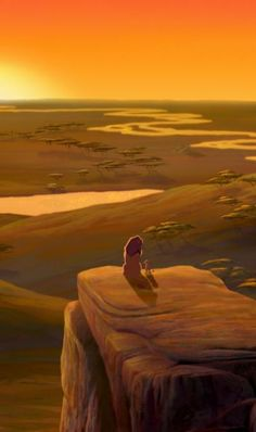 The Lion King. You loved this cartoon and you loved Lions.. This is you and your Dad together in Heaven.. R.I.P One day I will be with you both.. <3 <3
