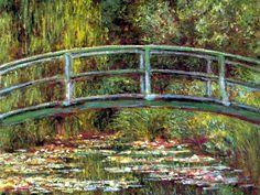 Monet - Bassin aux Nymphéas
