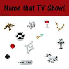 Name that TV show! #OrigamiOwl Follow BRENDA STER on FB: http://www.facebook.com/charmedsuite