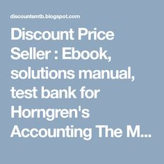 C how to program 9th edition early objects version 9th edition discount price seller ebook solutions manual test bank for horngrens accounting the managerial fandeluxe Choice Image