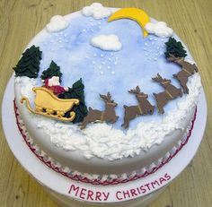 Félelmetes karácsonyi sütemény díszítő ötletek _42