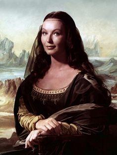 Marina Vlady - On a volé la Joconde (film de Michel Deville) (Gioconda / Mona Lisa)