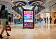 Shopping Malls Trump Online As Consumers Crave Engagement   Consumers still want to visit retail locations because they crave a physical place to congregate, connect, and engage with other people, and shopping centers are fulfilling a large part of that need. Read more on ScreenMedia Daily #retail #shopping