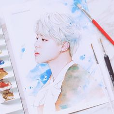 Kpop Arts ʕ•ᴥ•ʔ Author: eteruart
