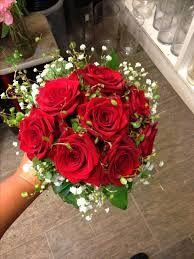 brudbukett röda rosor - Sök på Google