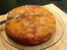 Délicieuse recette vegan d'un moelleux aux pommes caramélisées, les gourmands vont adorer