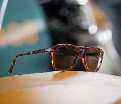 e2afa94d81c 1972 Persol Sunglasses Belonging to Steve McQueen