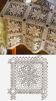 Kira scheme crochet: Scheme crochet no. 428