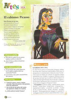 Este Picasso es un caso Spanish Art, Spanish Culture, Spanish Lessons, How To Speak Spanish, Ap Language, Spanish Language Learning, Teaching Spanish, Spanish Teacher, Spanish Classroom