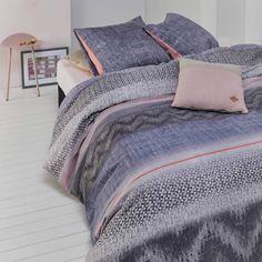 Collezione letto MOONLIGHT BLUEGREY | Oilily in vendita su ATMOSPHERE - Oggettistica di design, accessori tavola, tessile casa, idee regalo