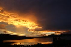 Gålå, Norway Norway, Earth, Celestial, Sunset, Places, Outdoor, Nature, Outdoors, Sunsets